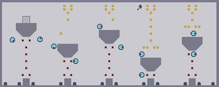 N : Physics Sim Flash Game